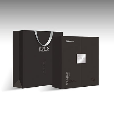 白砖石茶叶包装盒设计厂家