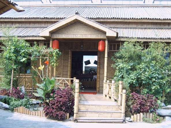 竹房子建筑设计要点分析
