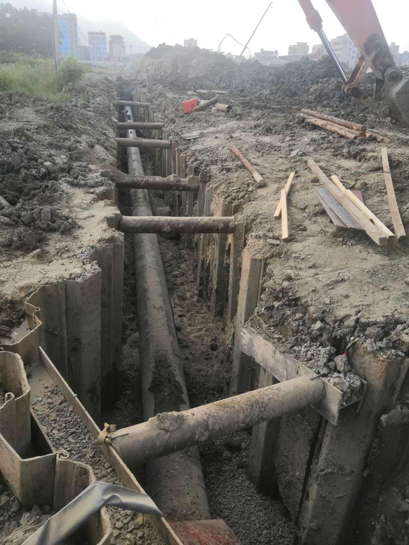 国道G316线〈长乐漳港至营前段〉市政管道迁改项目