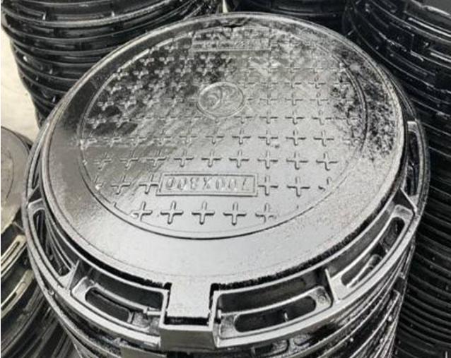 高品质的球墨铸铁井盖在大城市的关键影响力
