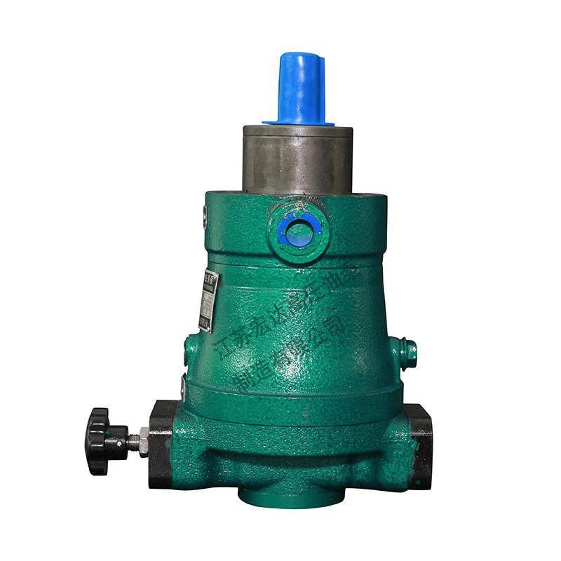 柱塞泵的机械维护