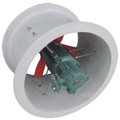 BFT35-11防爆电机轴流风机 2.8~11.2