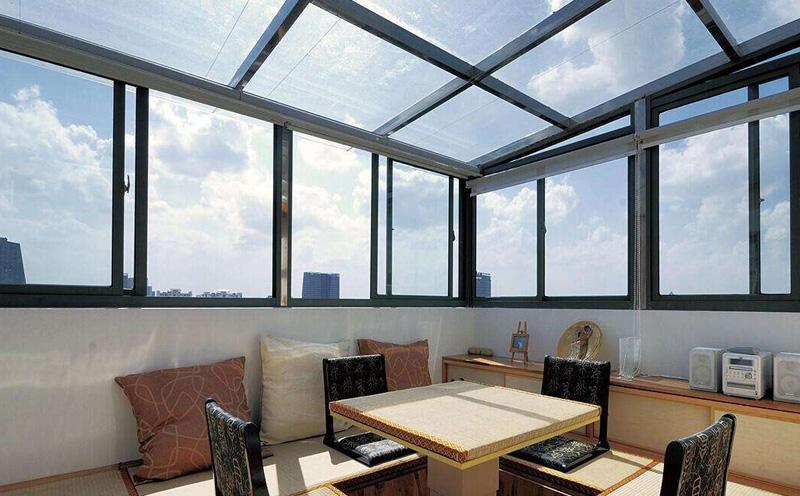 德阳门窗公司告诉你为何铝合金门窗备受青睐