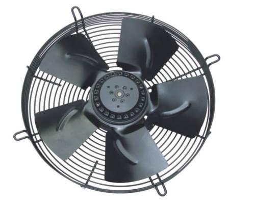 外转子风机与轴流风机有什么区别