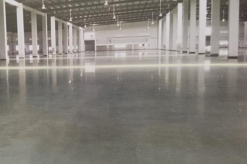 金属(非金属)金刚砂耐磨地坪工程