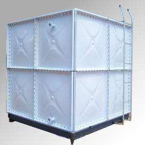 石家庄喷塑钢板水箱厂家销售