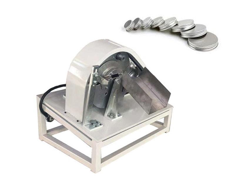 Alu screw cap production line(60-120pcs/min)