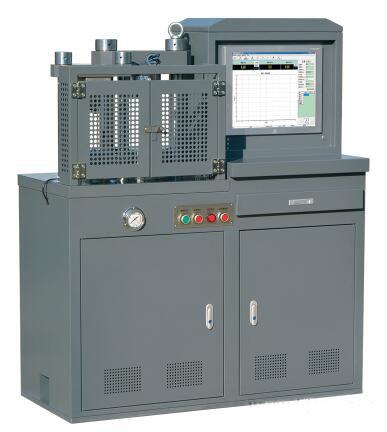 HYE-300B恒应力抗折抗压一体机