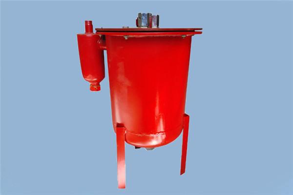 机械式负压放水器