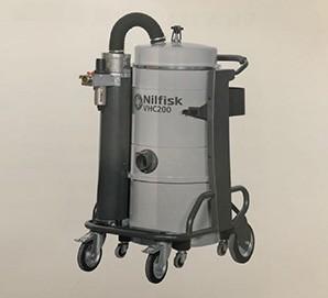 力奇VHC200气动工业吸尘器