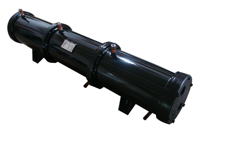 壳管式冷凝器简介