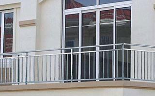 阳台锌钢栏杆