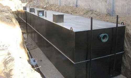 什么是地埋式污水处理设备