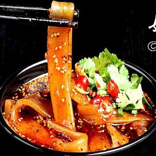 """舌尖上的美味小吃-""""火锅粉"""""""