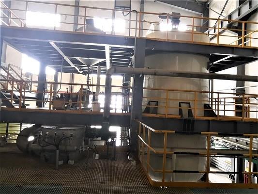 一水硫酸锰MVR蒸发器