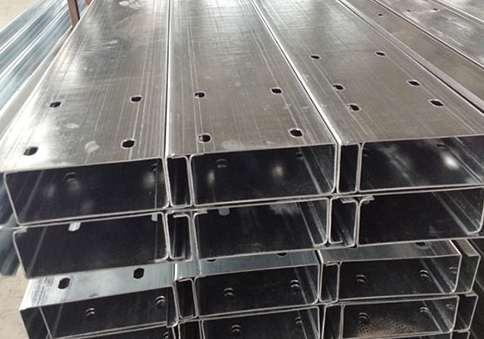C型钢的操作流程是怎么样的