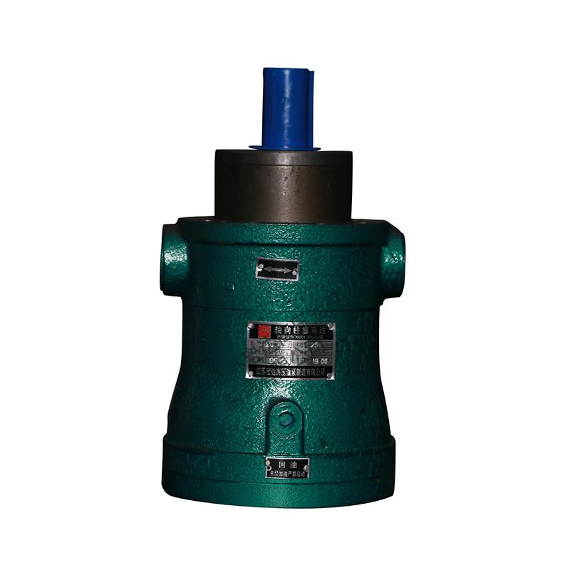 斜盘轴向柱塞泵如何提高工作效率