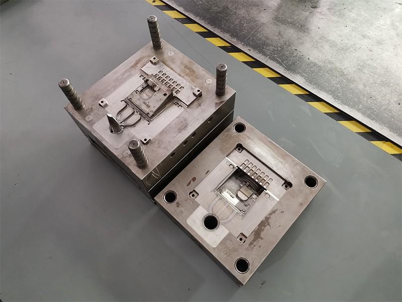 会议设备底座压铸模具