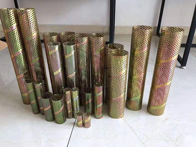 螺旋冲孔焊管价格