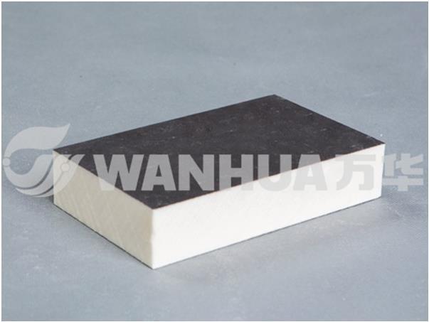 硬泡聚氨酯板外墙外保温系统