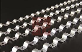 金属管卡厂家介绍金属管卡的制作方法