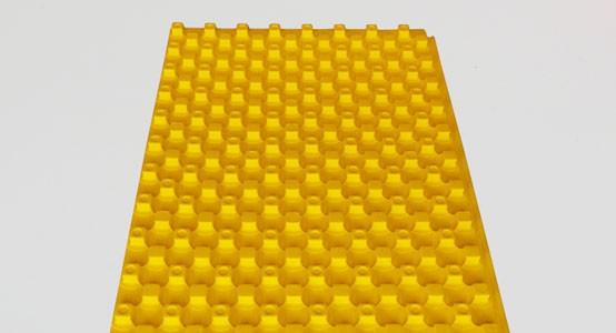 皇巢黄色蘑菇头模块