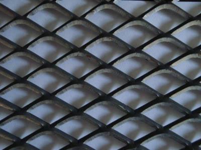 菱形网生产