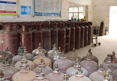 浅析不同气体的配管要求