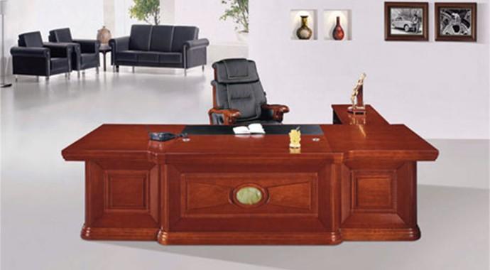 主管桌油漆班台
