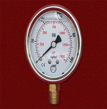 宁夏电接点压力表