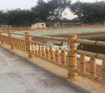 仿木护栏的适用能力怎么样