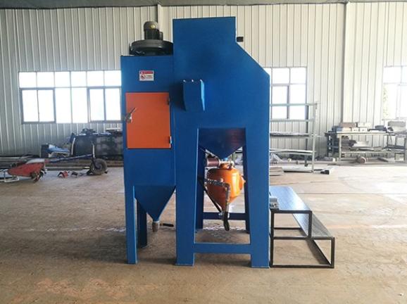 喷砂设备一定要进行保养才能保证喷砂机的使用寿命与效果