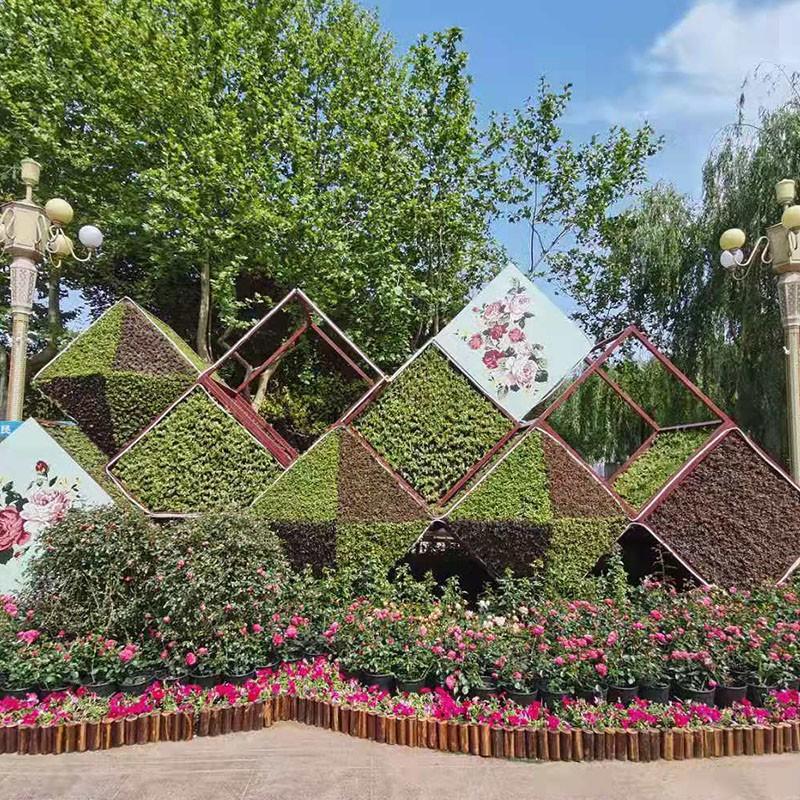 石家庄西清公园月季展项目
