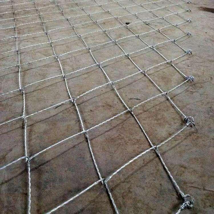 鈦克網-柔性防護網