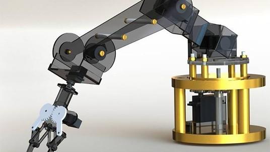 未来制造业中,人与机器将结合
