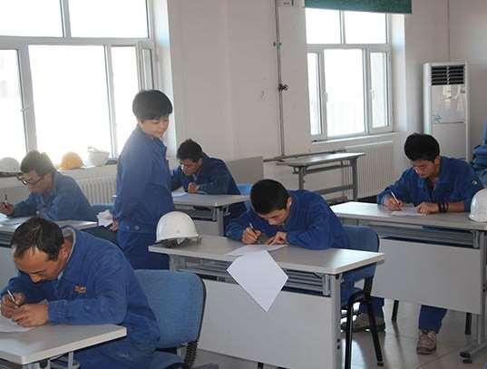 焊工培训操作规程简述