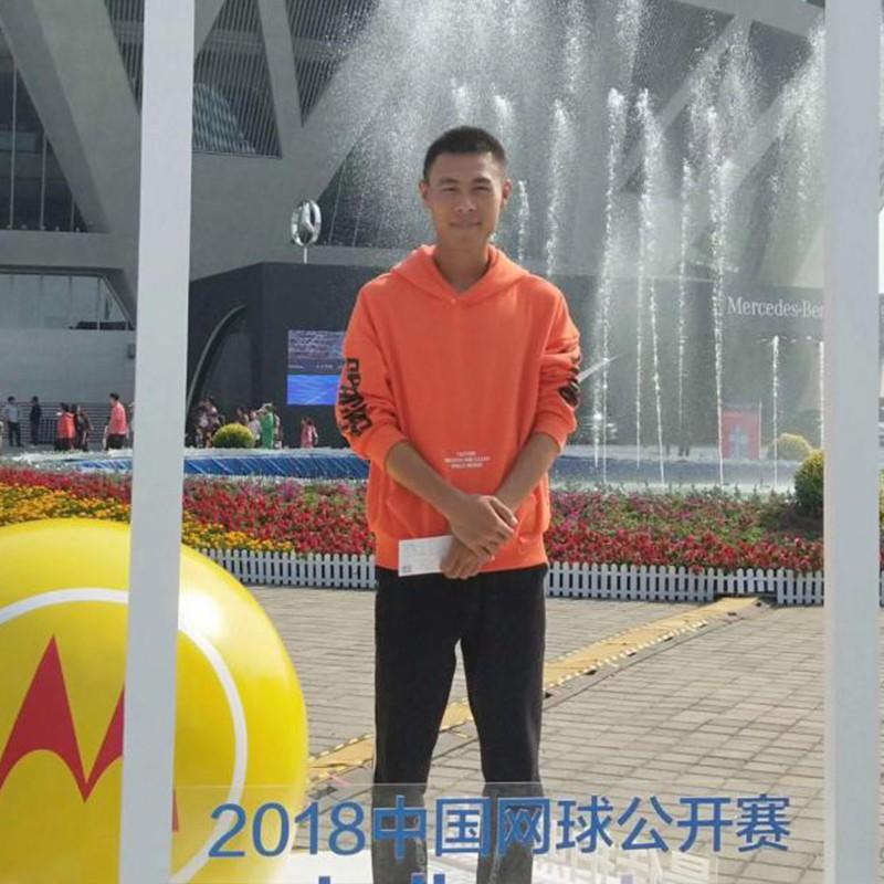 徐教练(专业科班教练)27岁