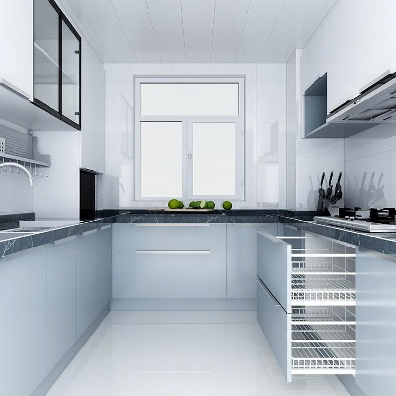 清新整体厨房定制