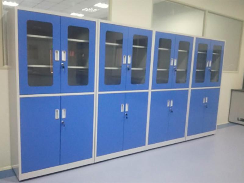 药品柜-蓝色项目