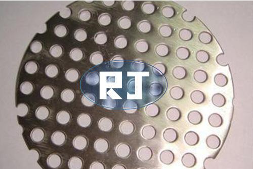 冲孔板在生产制造原材料上有哪些非常大不一样