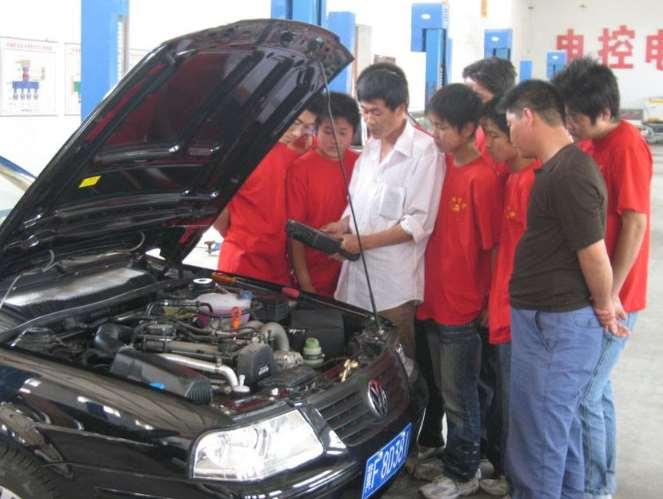 学汽车维修培训到底得学多长时间