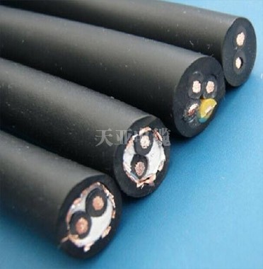银川橡套软电缆