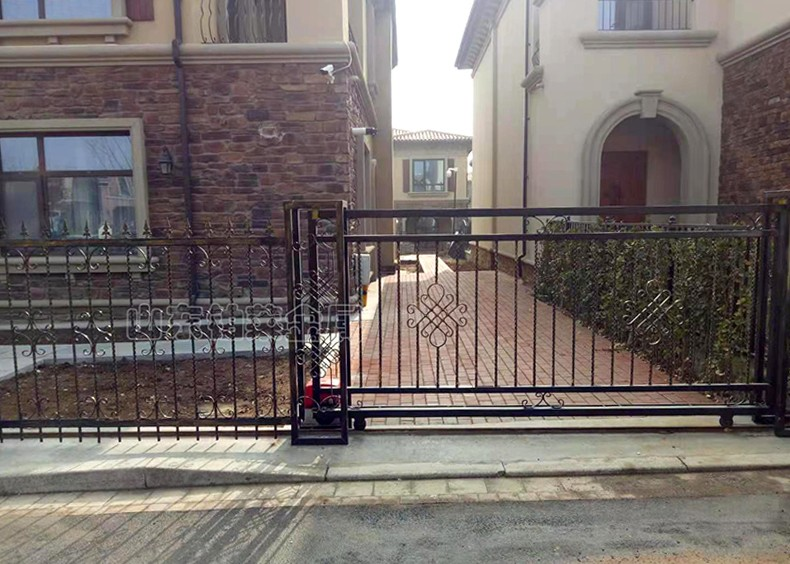 家用铁艺围栏生产厂家