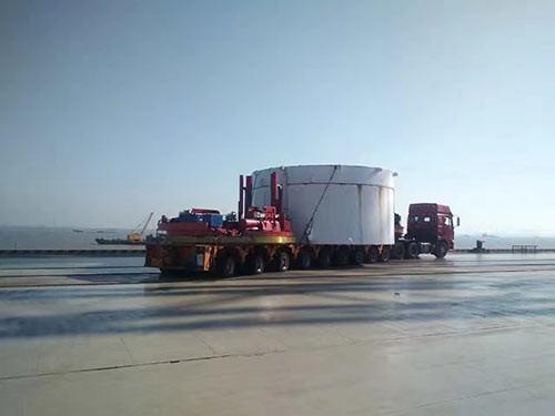 超限货物物流运输