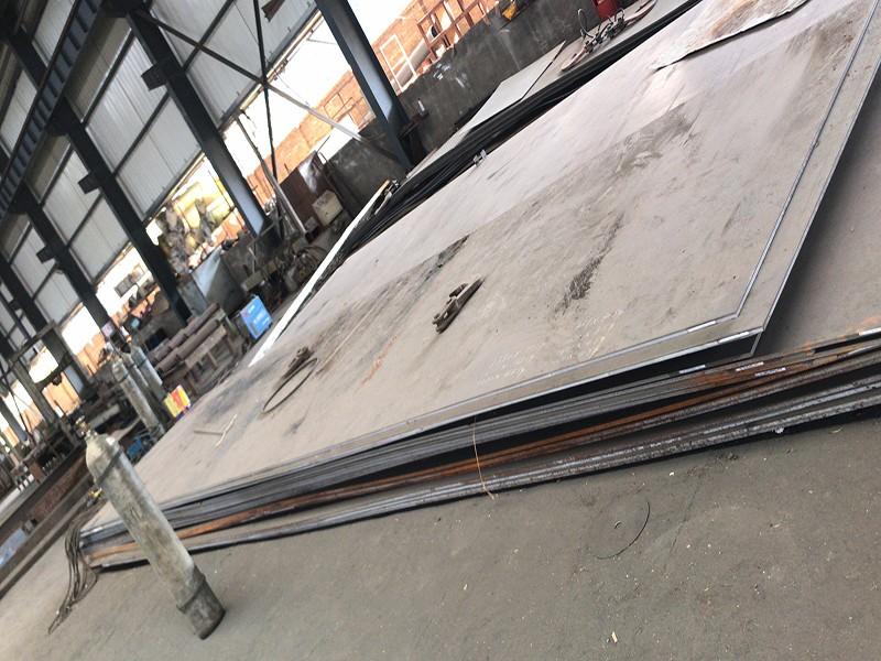 钢结构加工原材料钢板