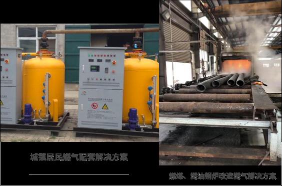 安徽启东热能科技有限公司 清洁新能源--轻烃燃气