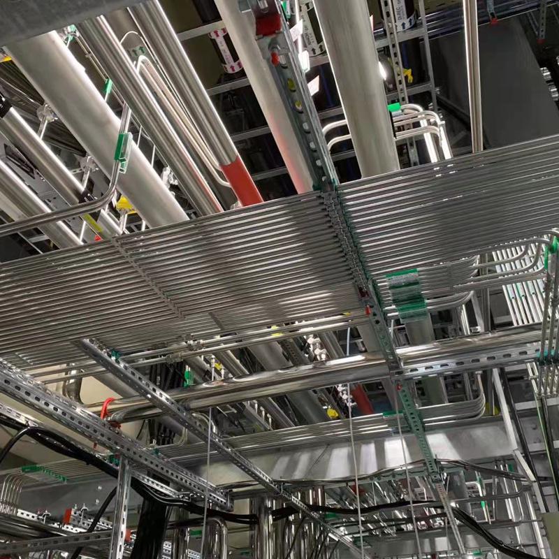 集中化供气系统软件的优势