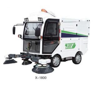 欧瑞德X-1800 垃圾清运车