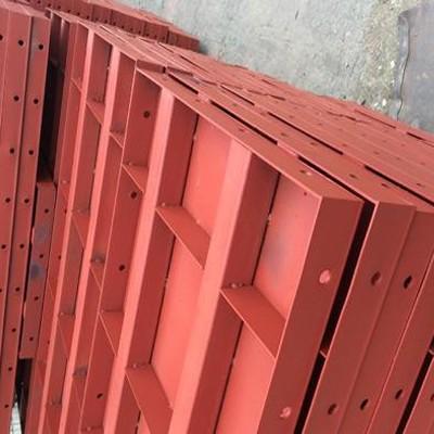 简述平面钢模板的优势特点