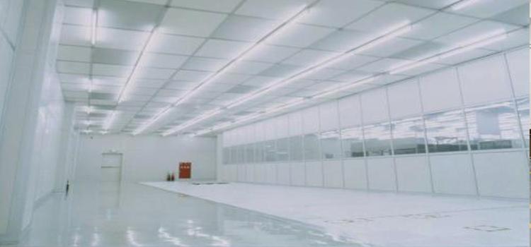 工厂无尘车间装饰方案:洁净室和洁净棚的优势比较